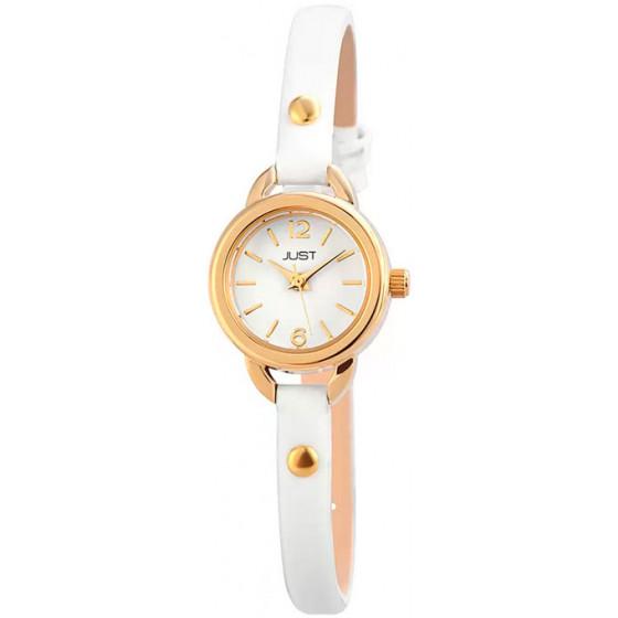 Наручные часы женские Just 48-S4064-GD-WH