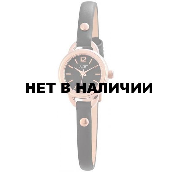 Наручные часы женские Just 48-S4064-RGD-BK