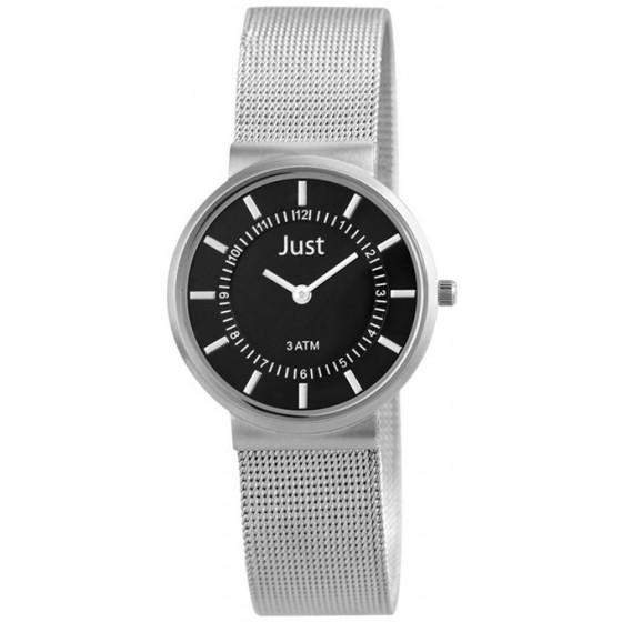 Наручные часы женские Just 48-S4663-BK