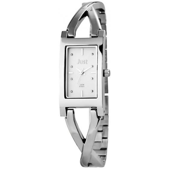 Наручные часы женские Just 48-S6654-WH