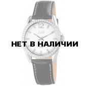 Наручные часы женские Just 48-S8194SL-BK