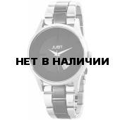 Наручные часы мужские Just 48-S06101SL-BK
