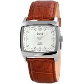 Наручные часы мужские Just 48-S10102G-SL-BR