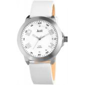 Наручные часы мужские Just 48-S10314ST-WH