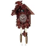 Настенные часы с кукушкой Sinix 635