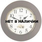 Настенные часы Sinix 5080 W