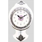 Настенные часы Sinix 2109 W