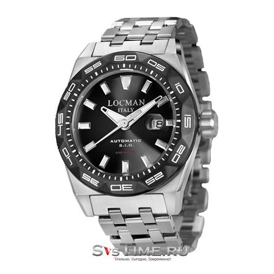 Мужские наручные часы Locman 0215V1-0KBKNKBR0