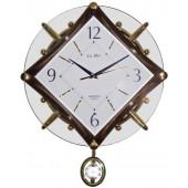 Настенные часы с маятником La Mer GE027B/G