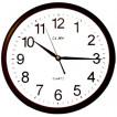 Настенные часы La Mer GD055 BRN