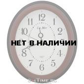 Настенные часы La Mer GD200 BRN