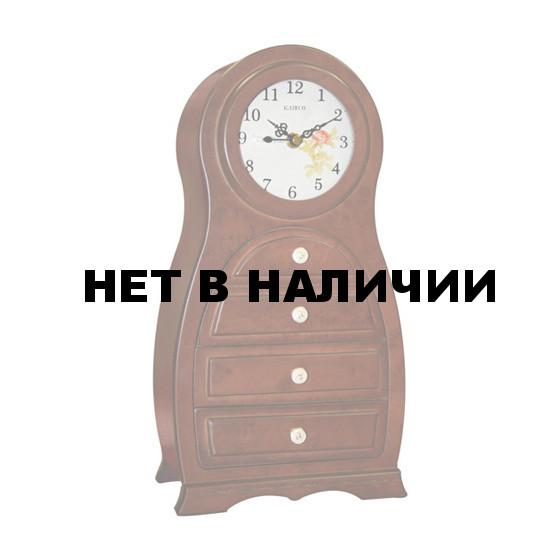 Настольные часы-шкатулка Kairos TB-006