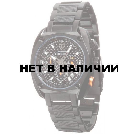 Мужские наручные часы Detomaso Bolsena SM1552C-BK1