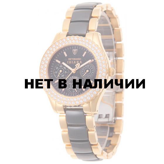 Женские наручные часы Detomaso Chiara DT3002-B