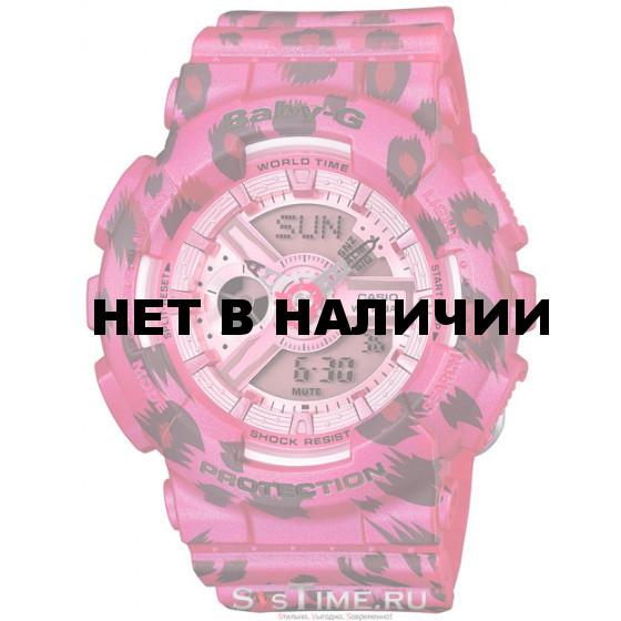 Женские наручные часы Casio BA-110LP-4A (Baby-G)