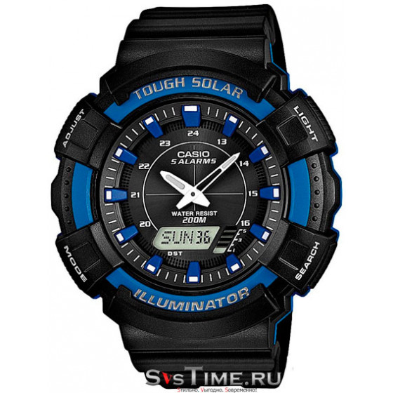 Мужские наручные часы Casio AD-S800WH-2A2