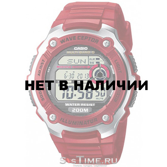 Мужские наручные часы Casio WV-200E-4A