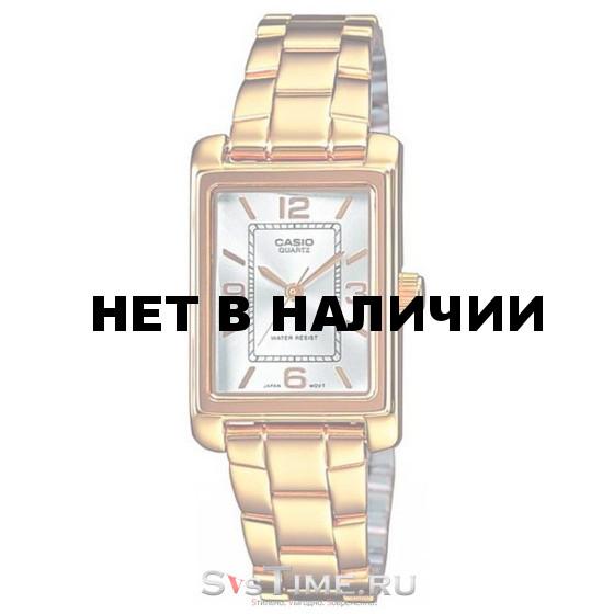 Женские наручные часы Casio LTP-1234PG-7A