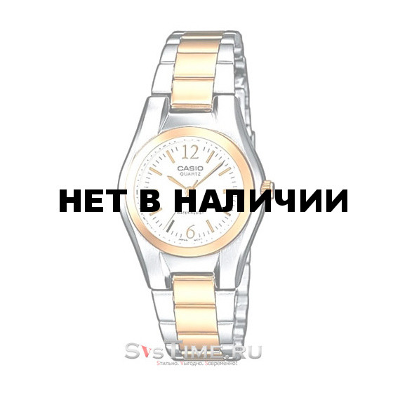 Женские наручные часы Casio LTP-1280PSG-7A