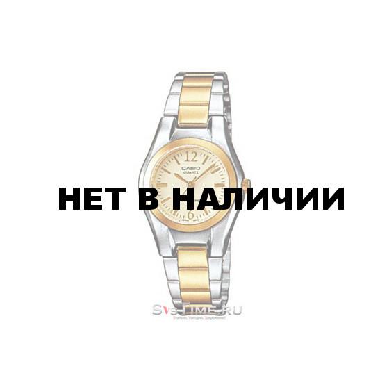 Женские наручные часы Casio LTP-1280PSG-9A
