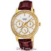 Наручные часы женские Casio LTP-2087GL-5A