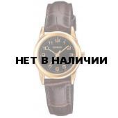 Женские наручные часы Casio LTP-V001GL-1B