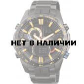 Мужские наручные часы Casio ERA-201RBK-1A (Edifice)