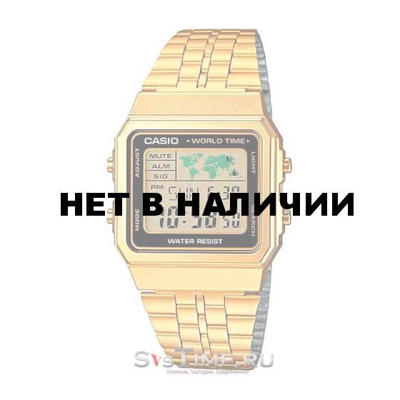Мужские наручные часы Casio A-500WEGA-1E