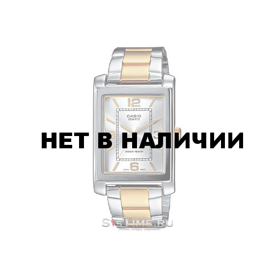 Мужские наручные часы Casio MTP-1234PSG-7A