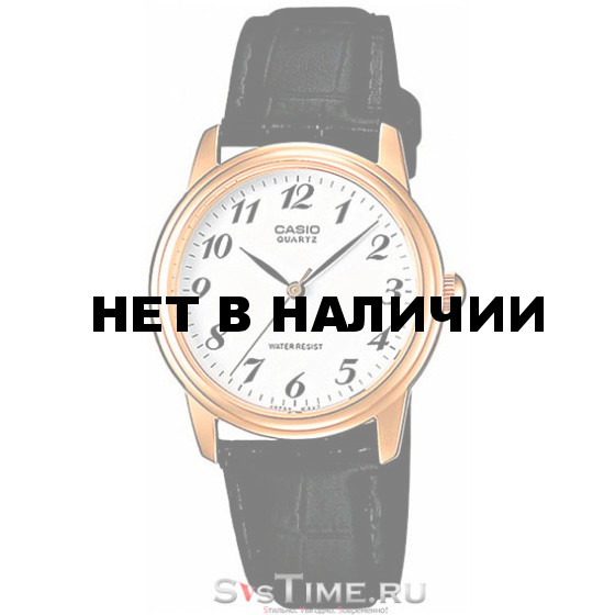Мужские наручные часы Casio MTP-1236PGL-7B