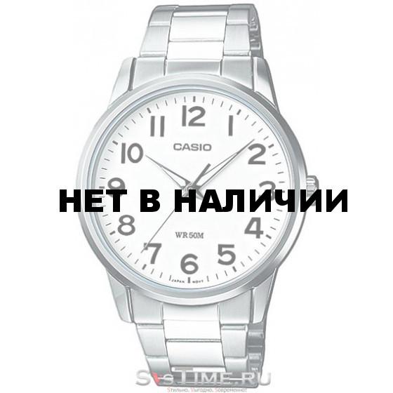 Мужские наручные часы Casio MTP-1303PD-7B