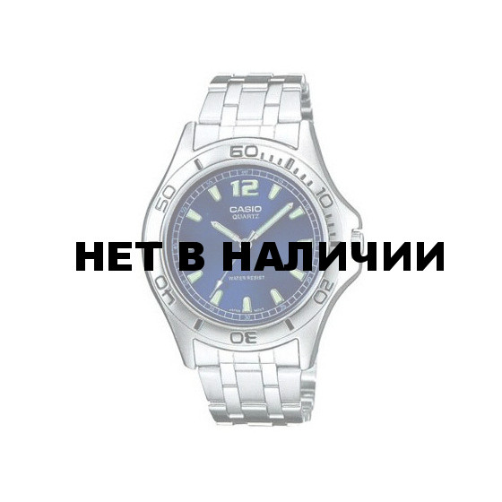 Мужские наручные часы Casio MTP-1258PD-2A