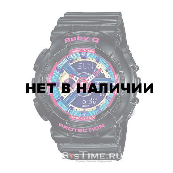 Женские наручные часы Casio BA-112-1A (Baby-G)