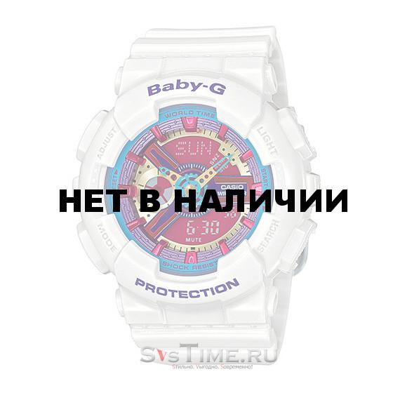 Женские наручные часы Casio BA-112-7A (Baby-G)