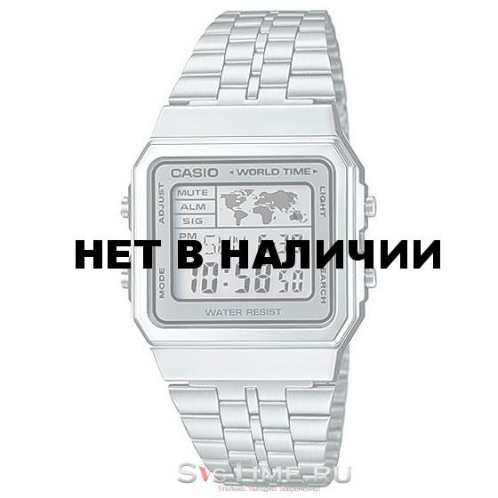 Мужские наручные часы Casio A-500WEA-7E
