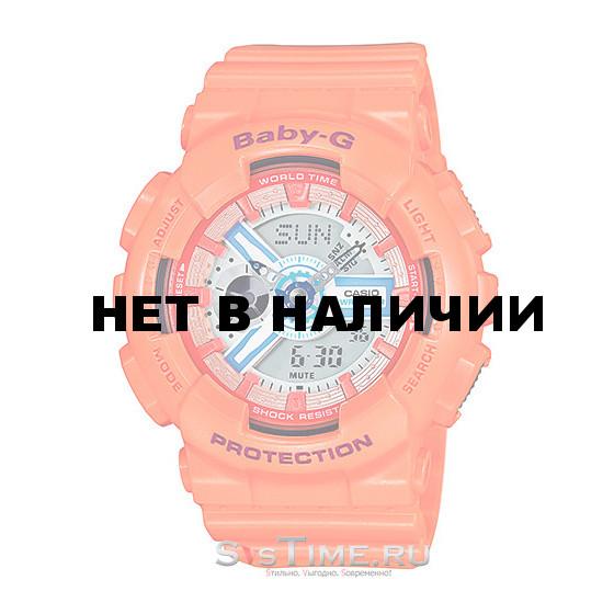 Женские наручные часы Casio BA-110SN-4A (Baby-G)