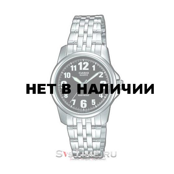 Женские наручные часы Casio LTP-1260PD-1B