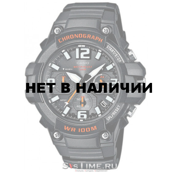 Мужские наручные часы Casio MCW-100H-1A