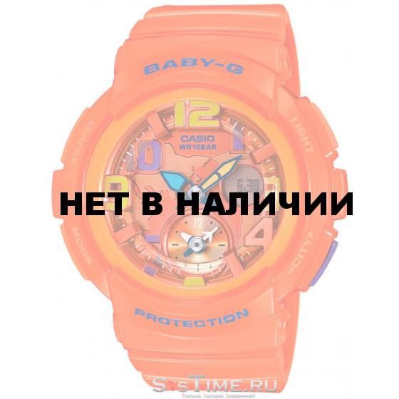 Женские наручные часы Casio BGA-190-4B (Baby-G)