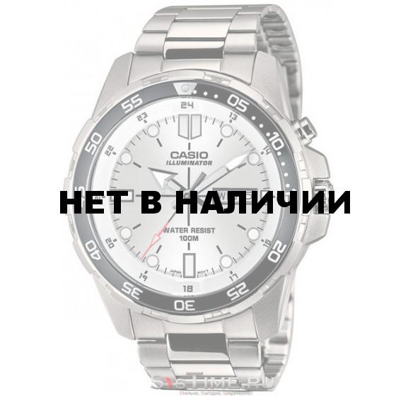Мужские наручные часы Casio MTD-1079D-7A1
