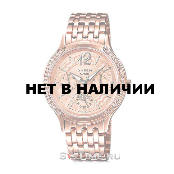 Женские наручные часы Casio SHE-3030PG-9A