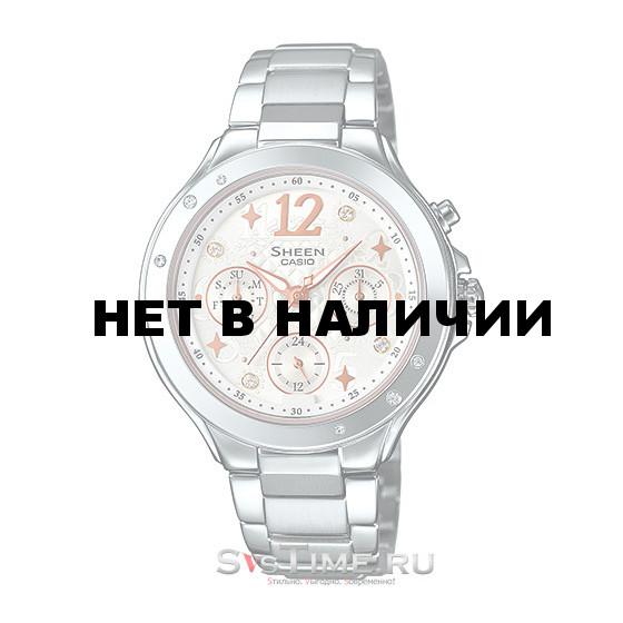Женские наручные часы Casio SHE-3032D-7A