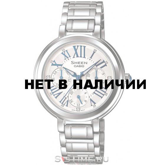 Женские наручные часы Casio SHE-3034D-7A