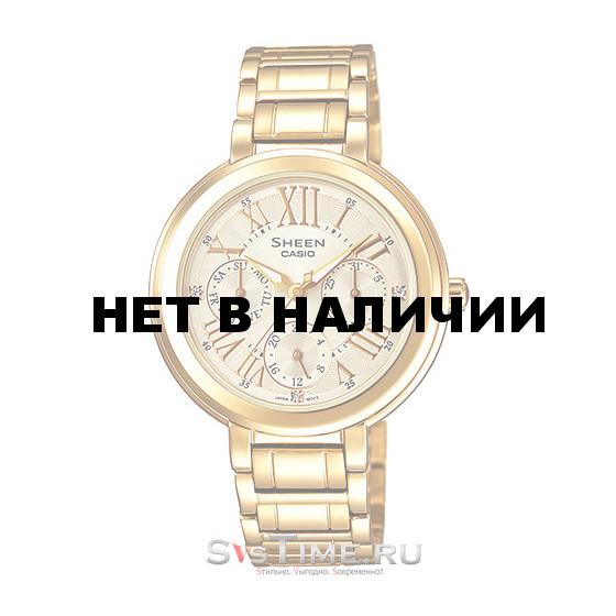 Женские наручные часы Casio SHE-3034GD-9A