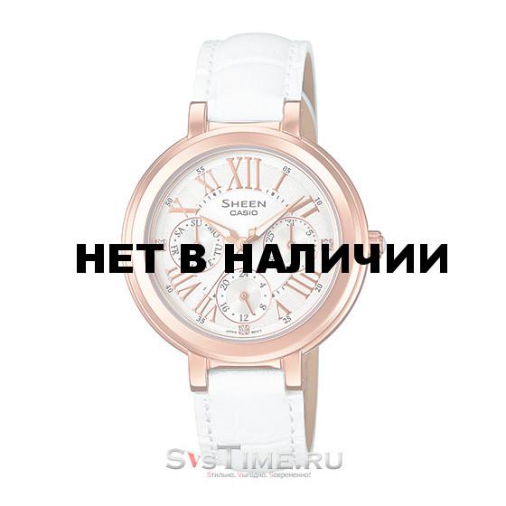 Женские наручные часы Casio SHE-3034GL-7A
