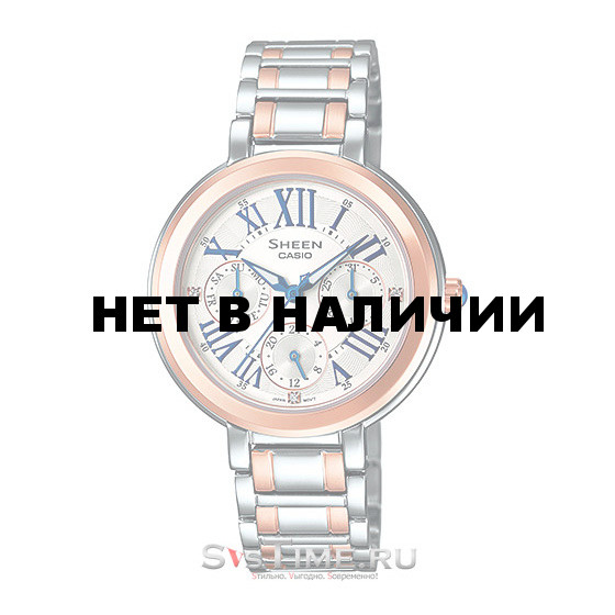 Женские наручные часы Casio SHE-3034SG-7A