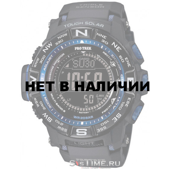 Мужские наручные часы Casio PRW-3500Y-1E (PRO TREK)
