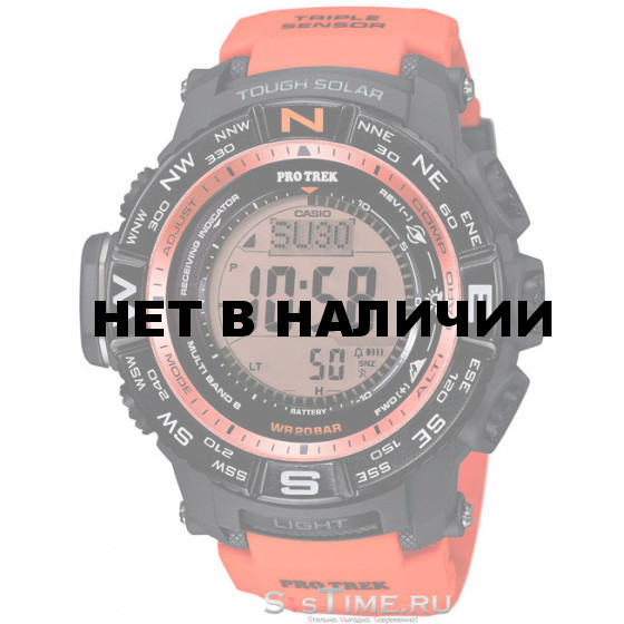 Мужские наручные часы Casio PRW-3500Y-4E (PRO TREK)