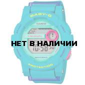 Женские наручные часы Casio BGD-180FB-2E (Baby-G)
