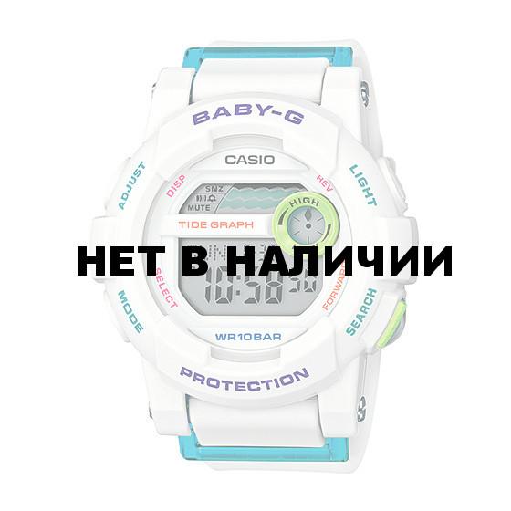 Женские наручные часы Casio BGD-180FB-7E (Baby-G)
